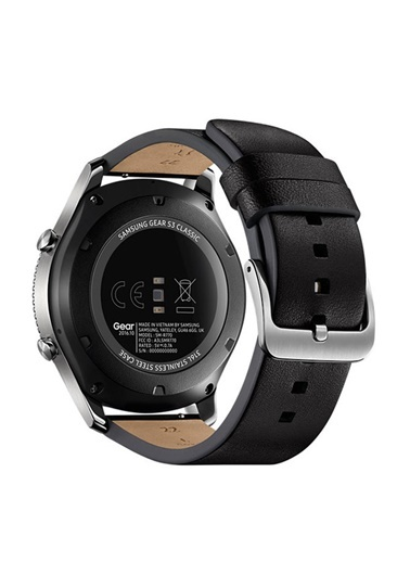 SM-R770 Gear S3 Sılver Akıllı Saat-Samsung